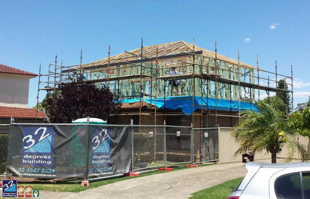 construction-phase-first-floor-addition-Bossley-Park-9